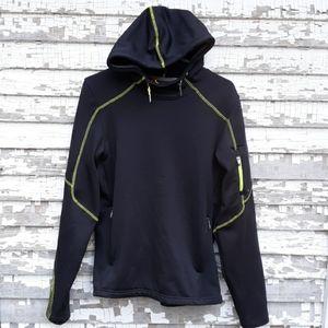 Spyder boosted hoody hoodie fleece sweatshirt